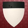 Windlass Steelcrafts Templar knight shield