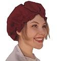 Leonardo Carbone 17de eeuws vrouwenmutsje, rood