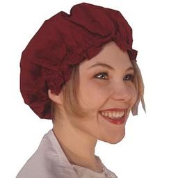 17th century cap, red
