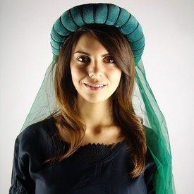 Leonardo Carbone Garland für Damen, grün
