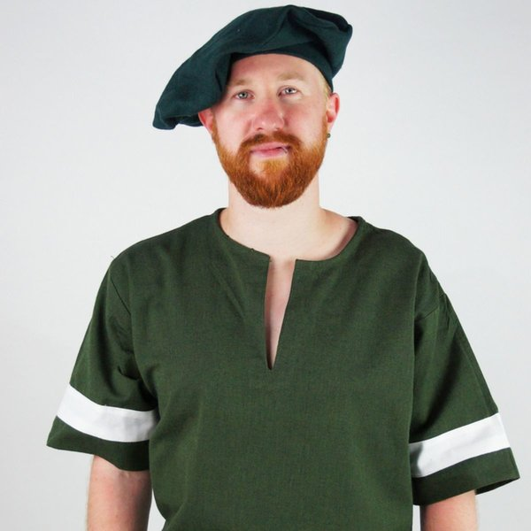 Beret Baldric, grün