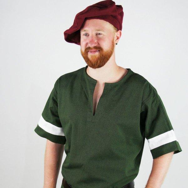 Beret Baldric, red