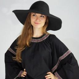 Hat Guthrie, black