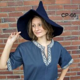 Brujas sombrero, azul