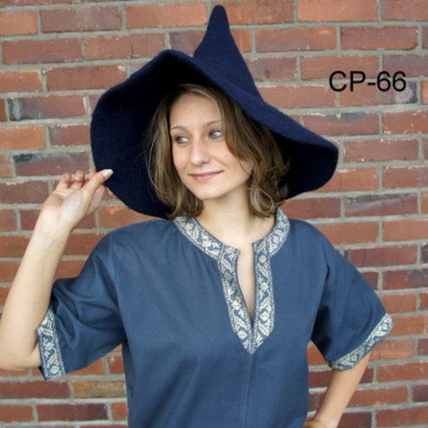Leonardo Carbone Hekse hat, blå
