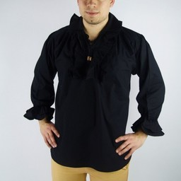 Pirate shirt, black