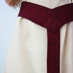 Taillenband Tilda, rot