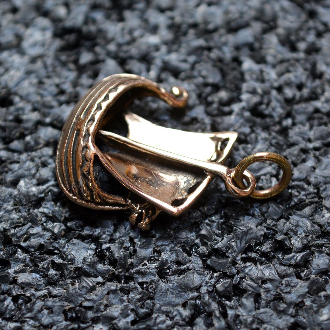 Bronzen Vikingschip