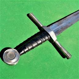 Średniowieczny miecz stary szkolenie