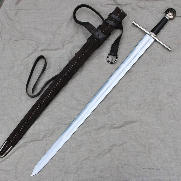 Windlass Spada da cavaliere medievale Tancreno di Galilea