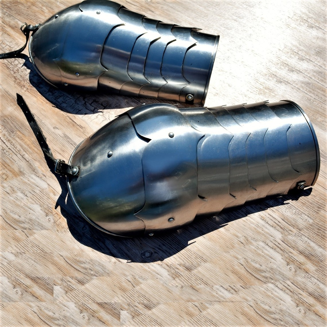 Deepeeka Six-part Pauldrons