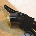 Windlass Steelcrafts Drickshorn Rollo med läderhållare