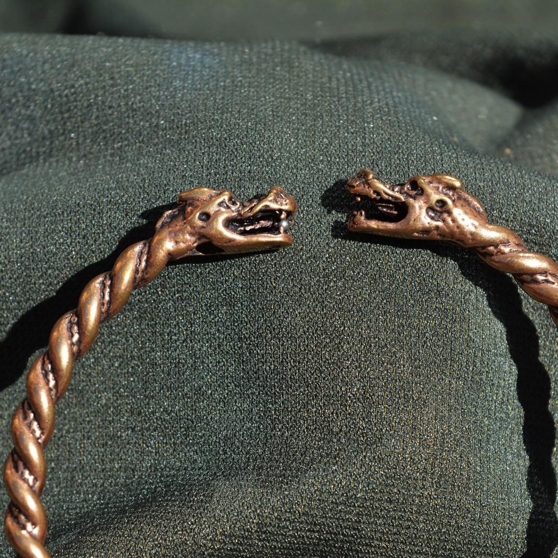 Drakenarmband