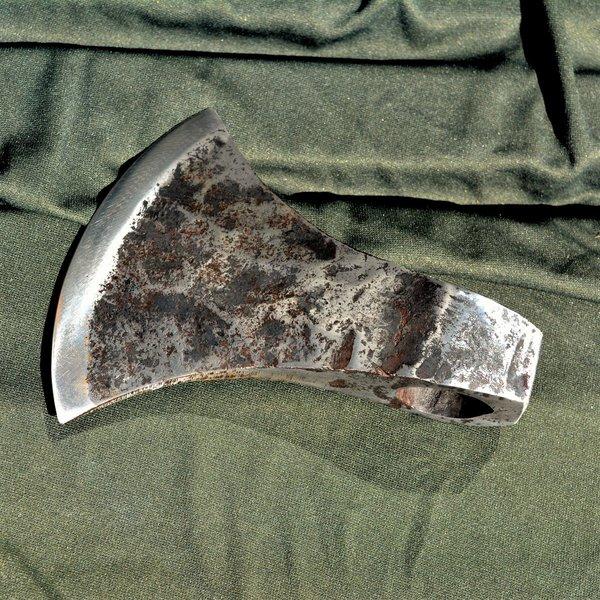 Ulfberth Tête de hache Viking danoise