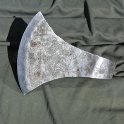 Cabeza de hacha vikinga danesa