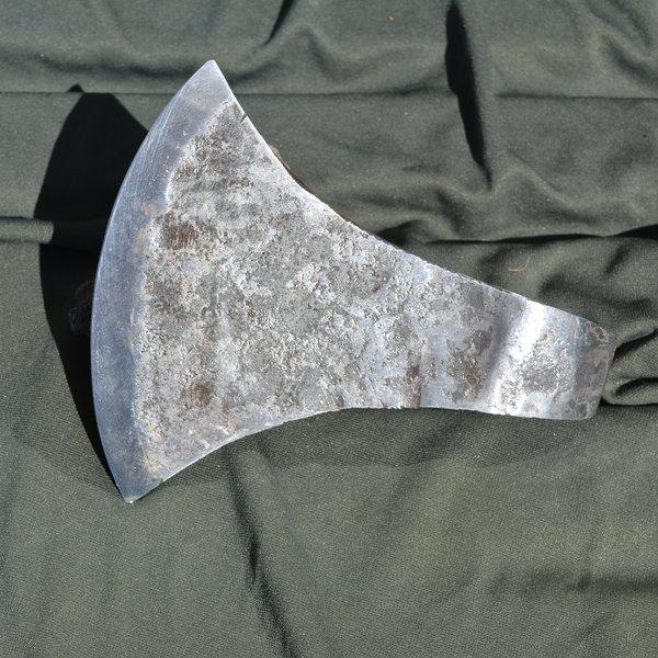 Ulfberth Testa d'ascia vichinga danese