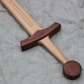 Windlass Trä utbildning svärd, ensam