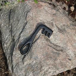 clave de Viking artesanalmente forjada Birka