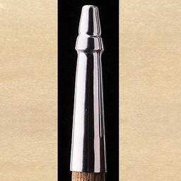 Cantonera de extremo plano de la lanza
