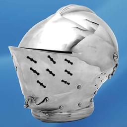 Closed Tudor helmet