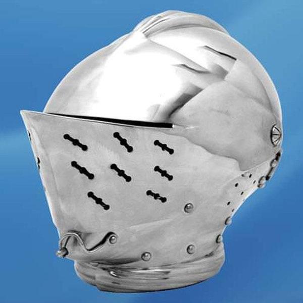 Windlass Gesloten Tudor helm