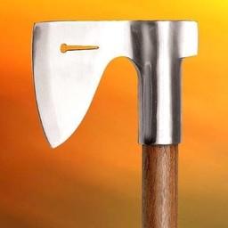 Mittelalterliche Axt Bogenschützen