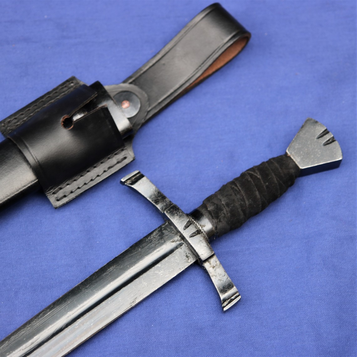 Windlass Steelcrafts Pugnale medievale Crecy
