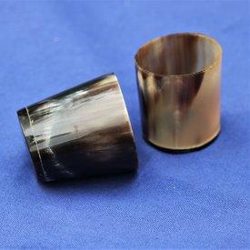 Windlass Steelcrafts Lot de 2 verres de corne