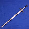 Windlass Steelcrafts espada de madera del entrenamiento, a dos manos