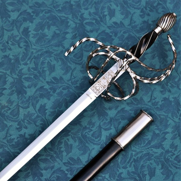 Windlass Brandenburg rapier with engravings