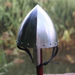 11. århundrede Hjelm with næseskinne