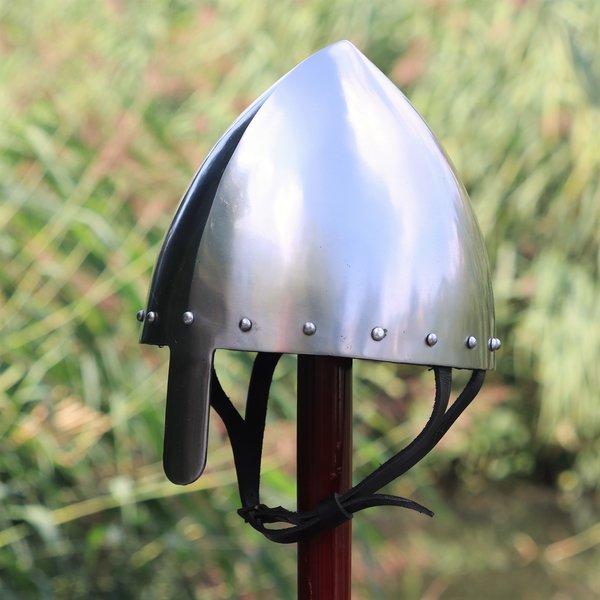 Ulfberth 11th century nasal helmet