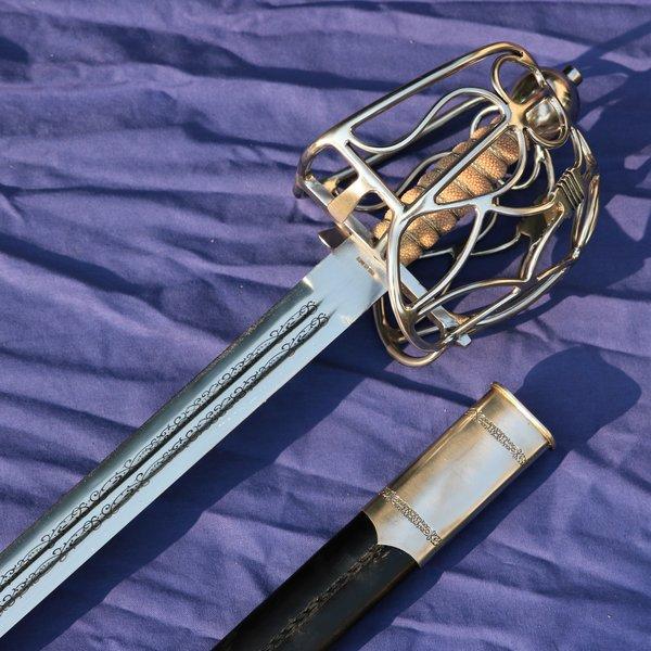 Windlass Scottish sword Royal Armouries