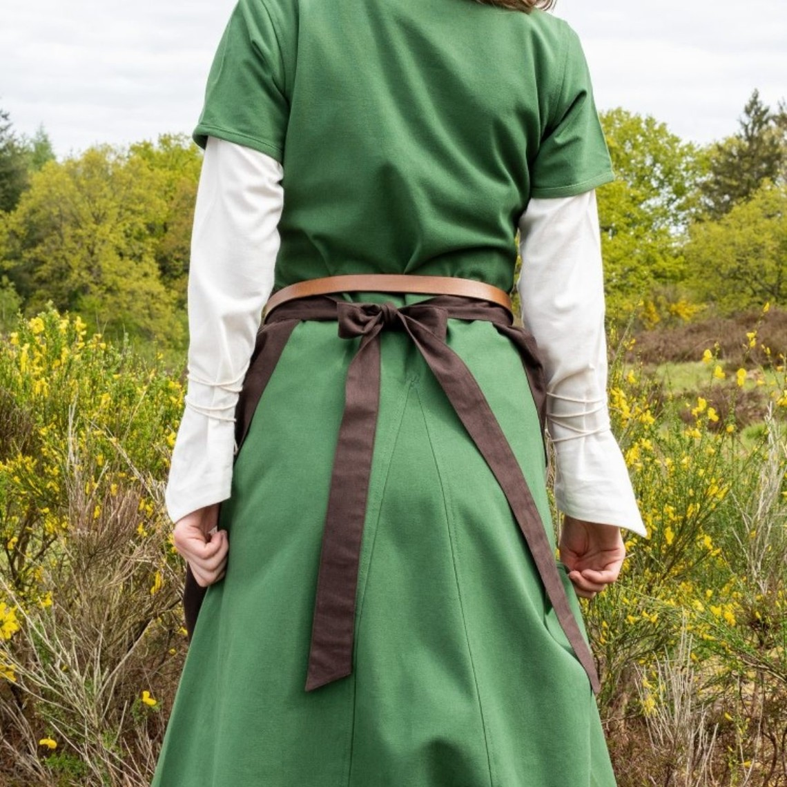 Cotehardie Odilia, groen