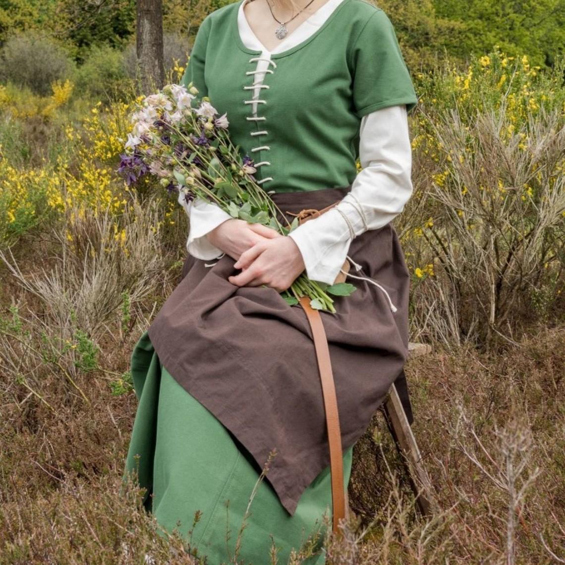 Cotehardie Odilia, verde