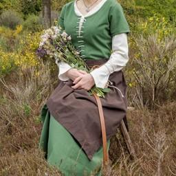 Cotehardie Odilia, zielony