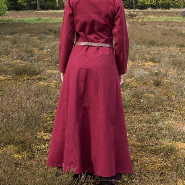 Cotehardie Christina, vinrød