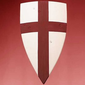 Windlass Steelcrafts Træ Templar skjold