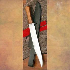 Windlass Steelcrafts Bowie coltello Louisiana