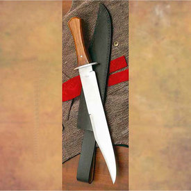 Windlass Steelcrafts couteau Bowie Louisiane
