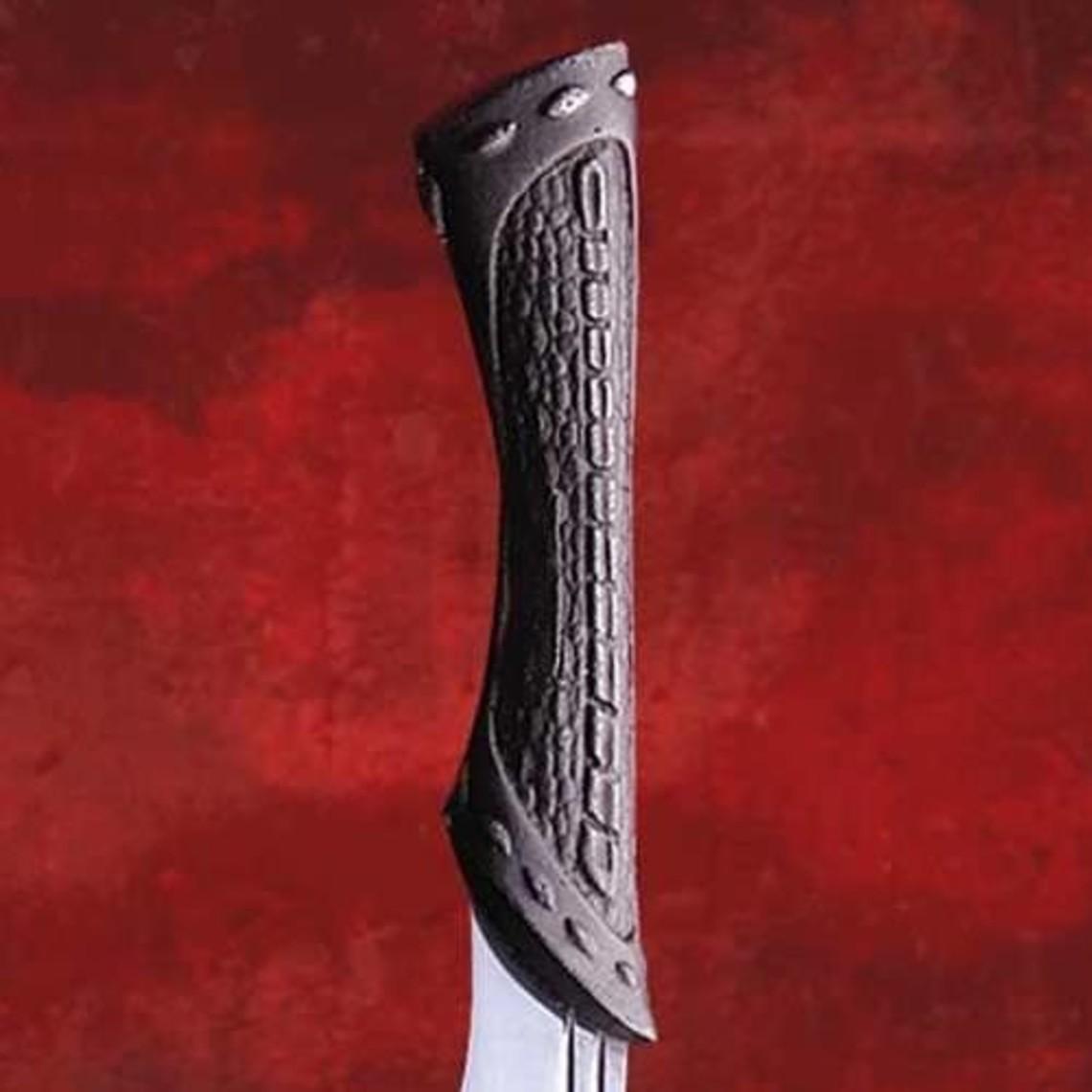 Windlass Steelcrafts Fantasy mes ravenklauw vechtmes