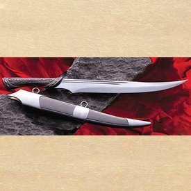 Windlass Cuchillo de fantasía cuchillo de combate garra cuervo