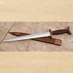 Medieval dagger crusader