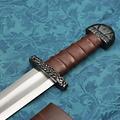 Windlass Steelcrafts Viking sværd Bjørn med deluxe skede