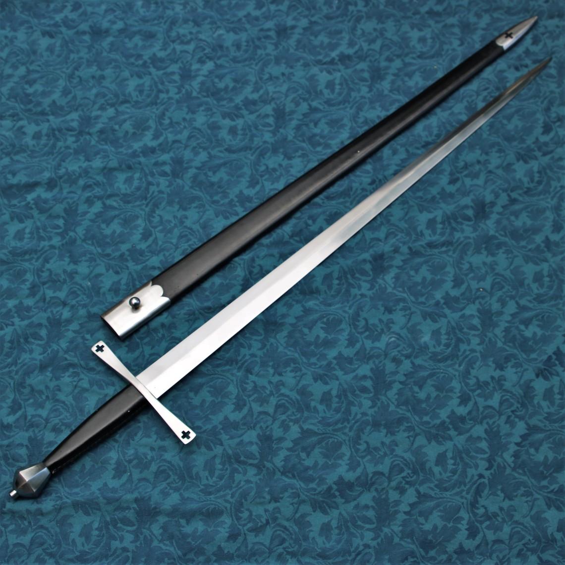 Windlass Steelcrafts Middeleeuws zwaard Shrewsbury, Wallace Collection