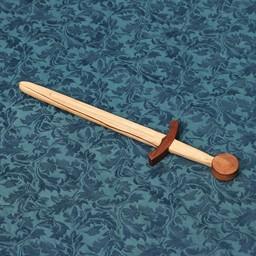 Drewniany sztylet treningowy