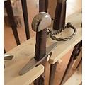 Houten standaard voor zwaarden en paalwapens