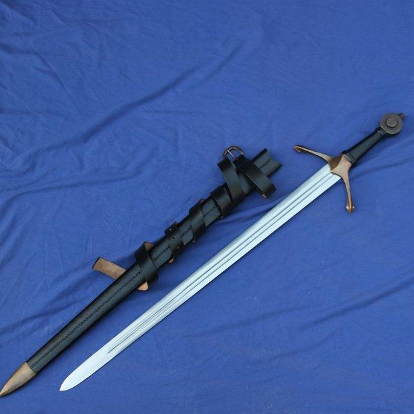Windlass Medeltida svärd Bannockburn
