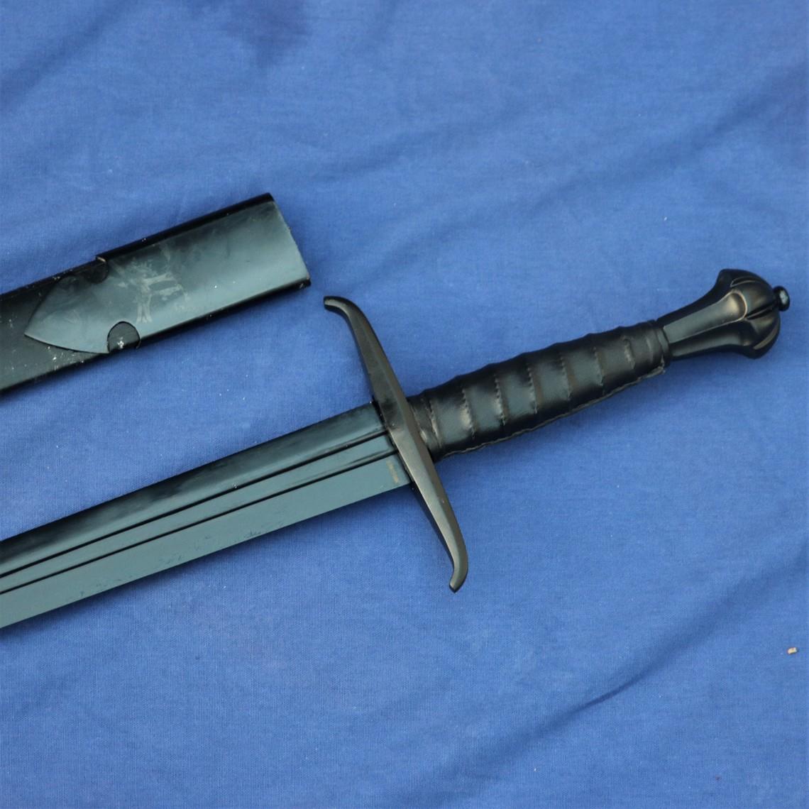 Windlass Steelcrafts Medieval Espada bastarda italiana