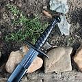 Windlass Steelcrafts Middeleeuws zwaard bastaardzwaard Italiaans